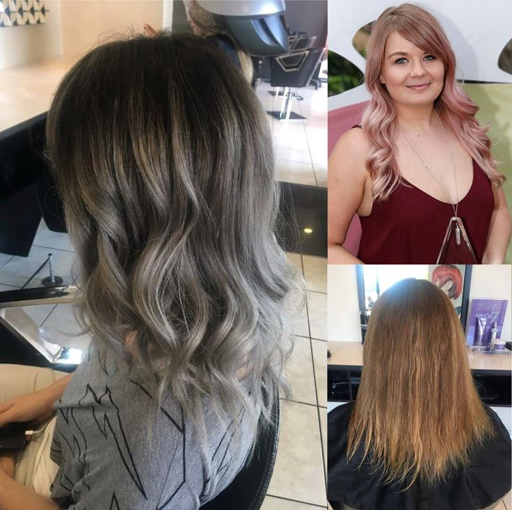 Metallic Ombre Makeover by the Super Talented Pasquale Stylist Julie-Anne Fowkes. Phone TODAY for an Appointment with this Amazing Stylist/Colourist.011 391 3105/6 www.pasquale.co.za