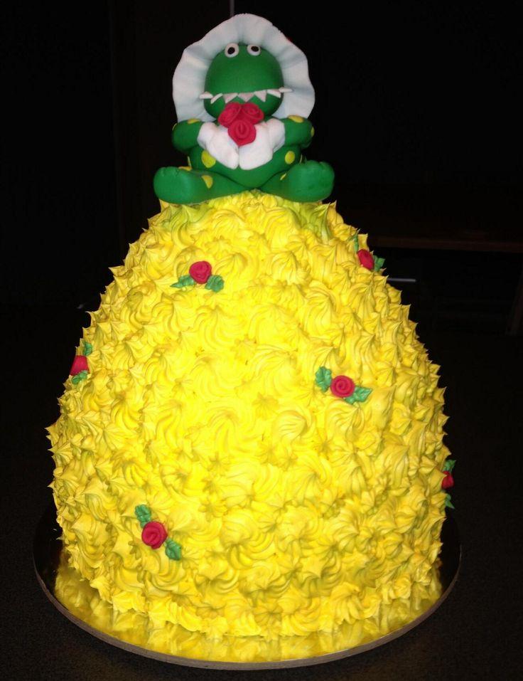 Dorothy the Dinosaur cake.