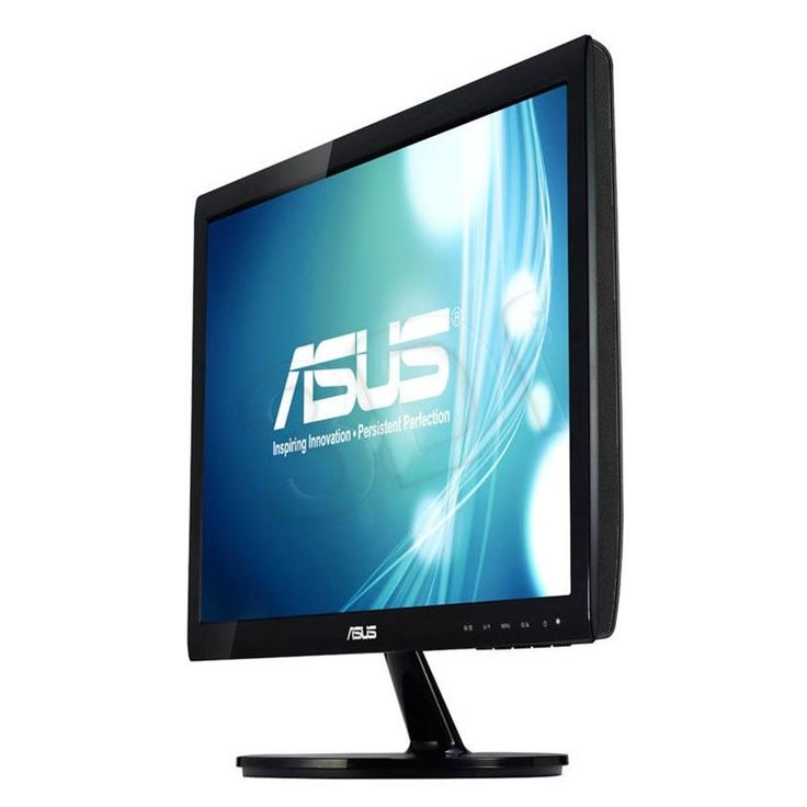 MONITOR ASUS VS197DE (LED 18,5 HD TN CZARNY)