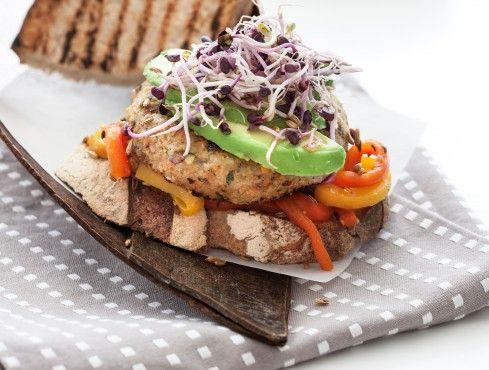 Le migliori ricette di hamburger vegetariani