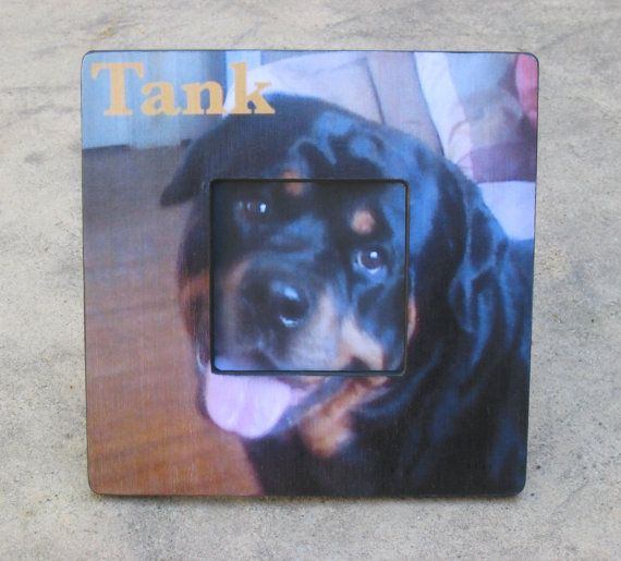 Personalized pet memorial picture frame unique dog cat for Unusual dog gifts
