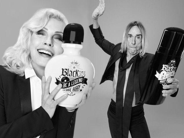 Paco Rabanne Black XS Be a Legend Debbie Harry Eau de Toilette - Paco Rabanne é um nome conhecido em todo o mundo. A sua estreia no mundo da moda foi com inovadoras bijuterias e botões de plástico. Paco Rabanne Black XS