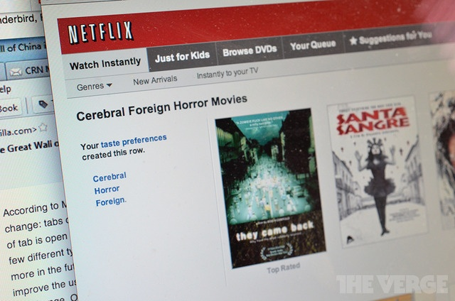 Netflix offers details on its recommendation engine, says it guides 75 percent of viewership
