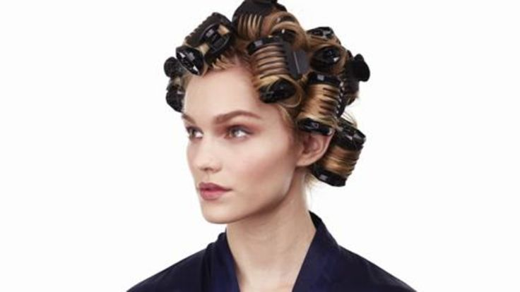 The New Way to Use Hot Rollers - A Step by Step Guide to Curling Your Hair with Hot Rollers: BAZAAR's step-by-step guide to getting gorgeous, modern waves.