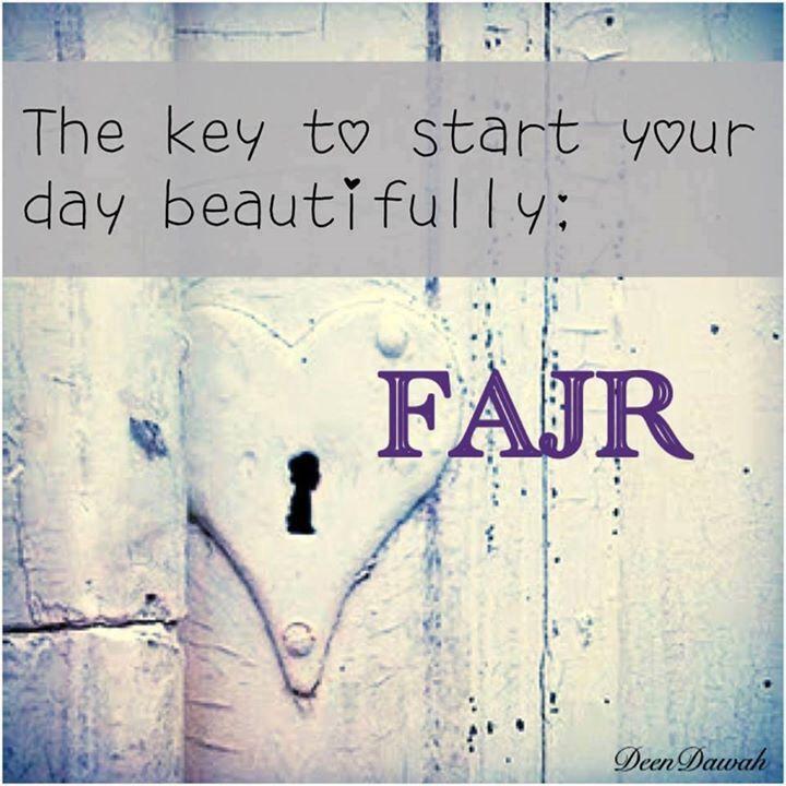 The 25+ Best Fajr Prayer Time Ideas On Pinterest