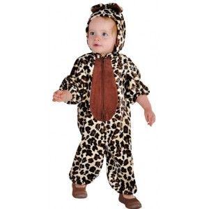 Déguisement bébé panthère deluxe enfant, carnaval, fêtes déguisées, animaux sauvages