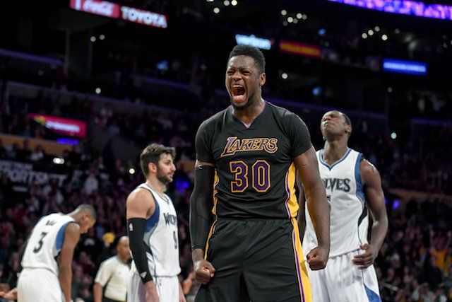 Lakers Rumors: L.A. Offering Two First-Round Picks, Randle Or Clarkson For Paul George