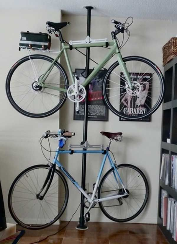 34 best Interior Bike Storage & Design images on Pinterest | Bicycle storage,  Bike shelf and Bicycle hanger