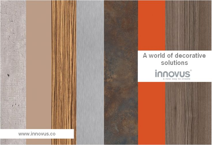 A world of decorative products! Discover more at http://www.innovus.co/  #design #decorativesurfaces #interiordesign #furniture