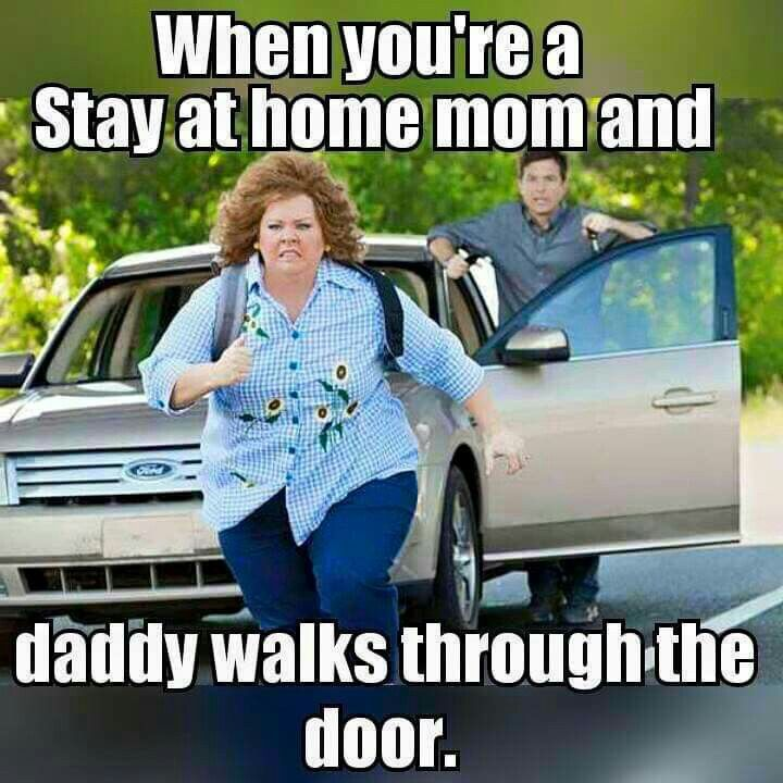 Stay at home mom humor