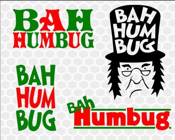 Bah Hum Bug Svg Bundle Scrooge Svg Bah Humbug Svg Christmas Svg Christmas Shirt Svg Svg Files F Disney Christmas Shirts Scrooge Christmas Christmas Shirts
