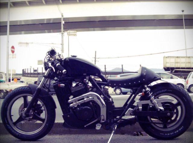 Kawasaki Eliminator Custom Free the wheels ::: nitroyouki