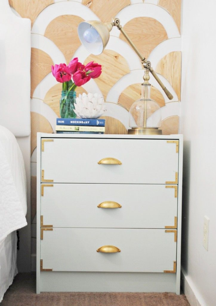 the best ikea rast dresser hacks classy clutter. Black Bedroom Furniture Sets. Home Design Ideas