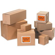 Over 1,100 corrugated box sizes to choose from in one place?! Pinned by www.allpackco.com.