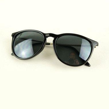 """Erika"" Wayfarer Oversized Sunglasses"