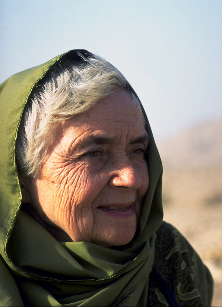 Dr. Ruth Katherina Martha Pfau (born 1929) is a German nun and a member of the Society of Daughters of the Heart of Mary who has devoted the last 50 years of life to fighting leprosy in Pakistan. Her initiative helped bring about the fact that in 1996, Pakistan was declared by the World Health Organization to have controlled leprosy.