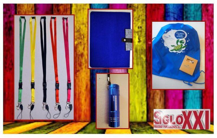 Regalo Empresa - Regalos Publicitarios para empresa #lanyard & #carpetas #contulogo #office #colors #merchandising #personalizado con tu #marca #linterna #promo con tu #diseño #regaloempresa, especializada en los #regaloempresa y en la personalización de #regalospublicitarios y #merchandising  www.siglo21publicidad.com