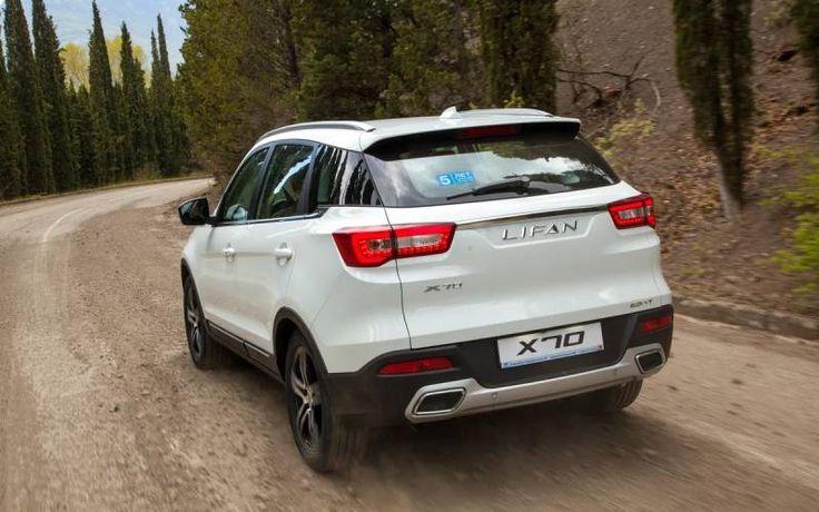 LIFAN X70 LUXURY 2020 in 2020 Luxury, Sport utility