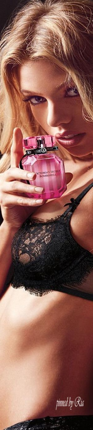 Stella Maxwell For Victoria`s Secret Eau de Parfum Collection l Ria