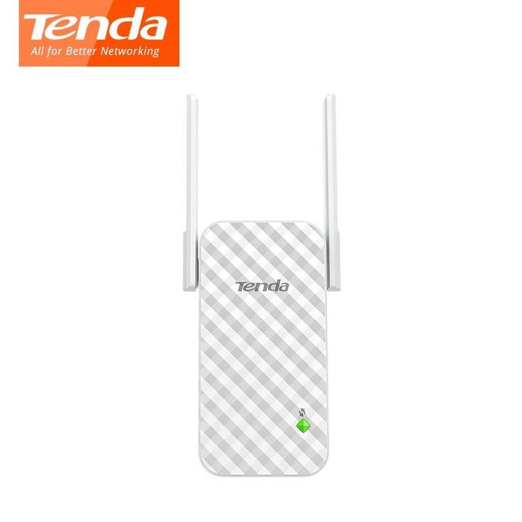 Tenda A9 300Mbps Wireless WiFi Repeater, Wireless Router WiFi Range Extender Expander Booster,WiFi Signal Amplifier Client + AP //Price: $18.19//     #storecharger