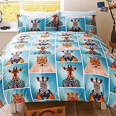 130 besten lustige und witzige bettwaesche bilder auf pinterest traktoren. Black Bedroom Furniture Sets. Home Design Ideas