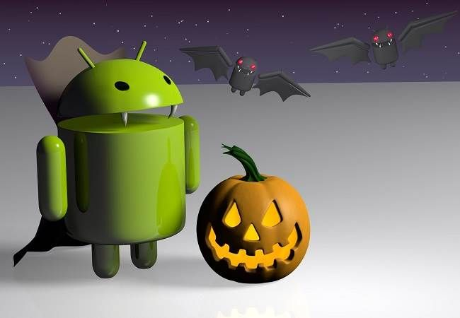 Halloween Live Wallpapers for Android Phone
