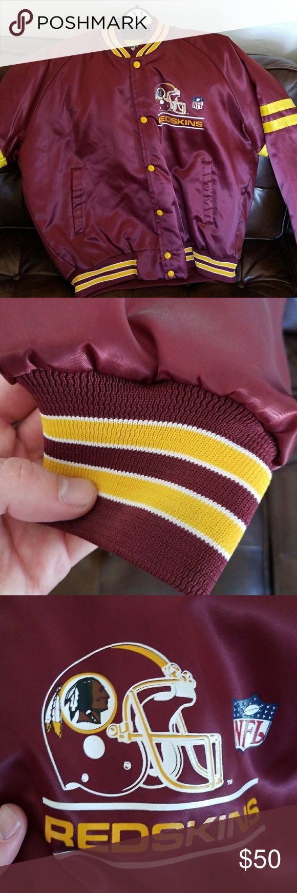 Washington Redskins Jacket - large Washington redskins jacket large nfl Jackets & Coats