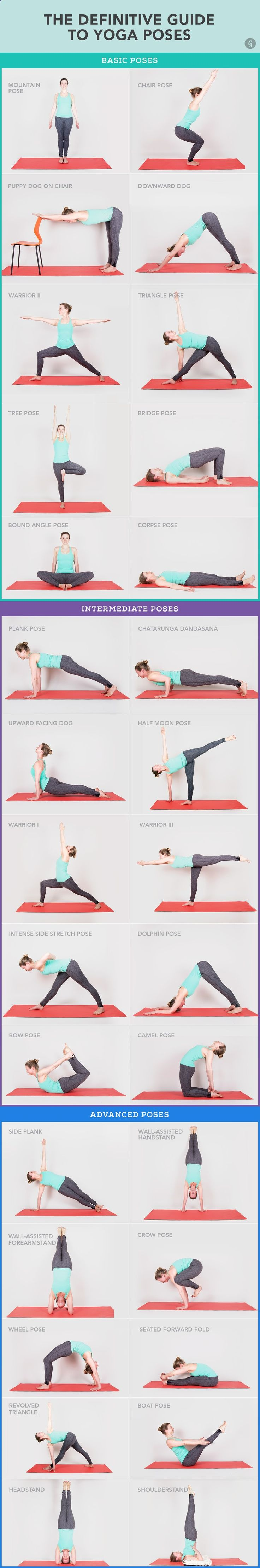 293 best Yoga Fitness Flat Belly images on Pinterest
