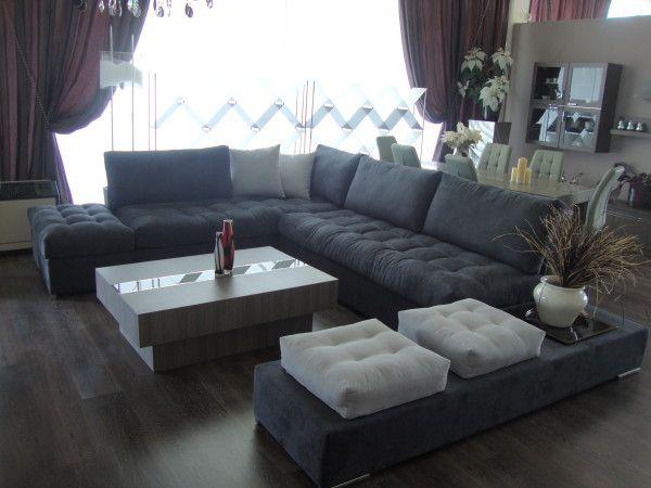 Ένα σαλόνι ιδανικό να κοσμήσει κάθε σπίτι που διαθέτει άνετους χώρους. Η γωνία Pashion  είναι μια μοντέρνα γωνία με διχρωμία σε μαξιλάρια και κυρίως σκελετό και μπορεί να διαμορφωθεί όπως εσείς το επιθυμείτε.  Το στυλ και η άνεση είναι τα βασικά χαρακτηριστικά  του σαλονιού.