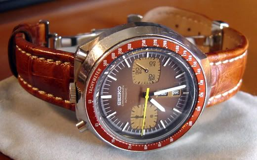 Vintage Seiko bullheads are something I absolutely got to have in my collection. The more, the better!