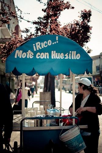 """""""Mote con Huesillo"""""""