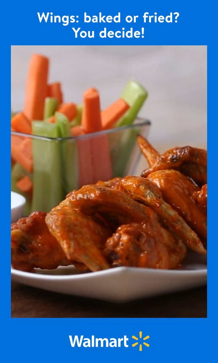 Make your own Tasty chicken wings