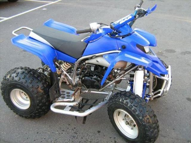 Magnifiques quad Yamaha Blaster 200