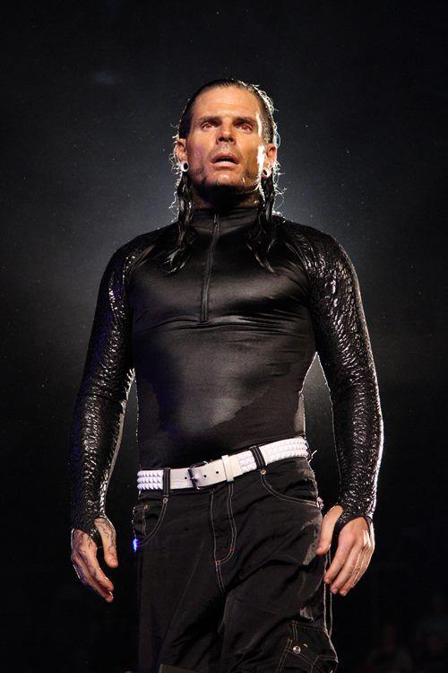 Jeff Hardy TNA Impact Wrestling 11/7/13
