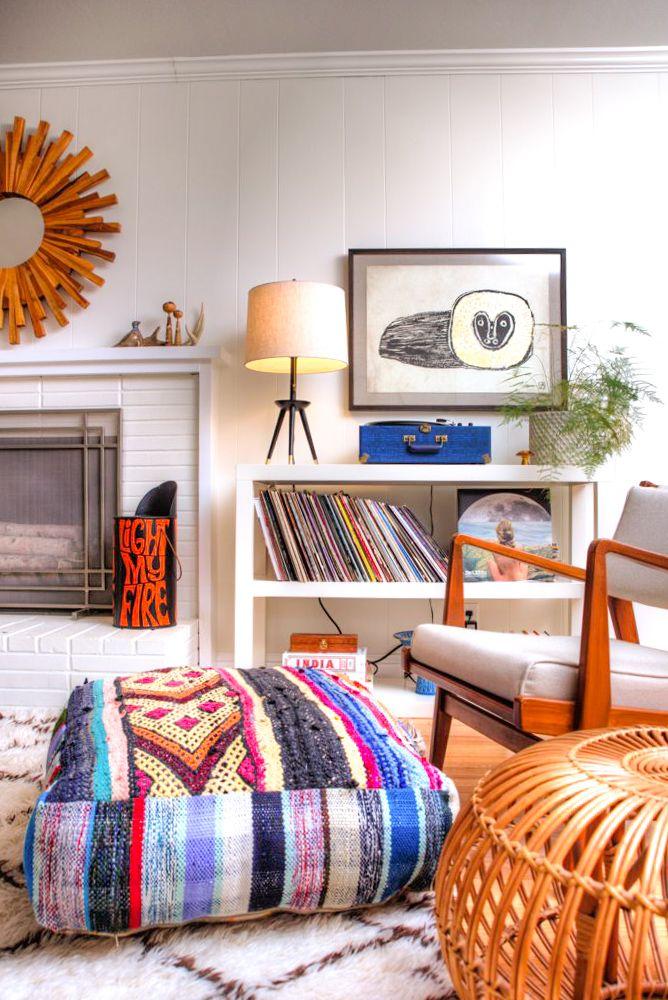 Best 10 Floor Pillows And Poufs Ideas On Pinterest