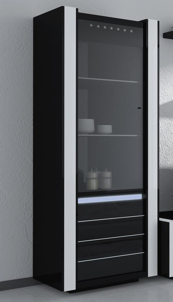 Avantgarde, Black Gloss One Door Cabinet With Integral Light - See more at: https://www.trendy-products.co.uk/product.php/3839/avantgarde__black_gloss_one_door_cabinet_with_integral_light#sthash.mC8XB6pG.dpuf
