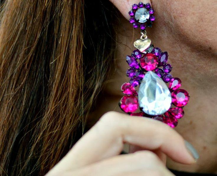 Don't call me Fashion Blogger - Francesca Romana Capizzi con il nostro orecchino Pauline
