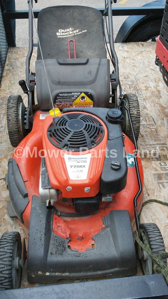 Husqvarna Lawn Mower Parts >> Replaces Husqvarna Model Hu775h Carburetor Mower Parts