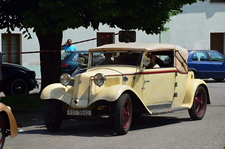 Coachbuilt Tatra 30 by Sodomka