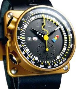 Luxury Watches | Alain Silberstein Watches Luxury Brand | http://www.luxury-watches.tv Alain Silberstein ikrono Steampunk