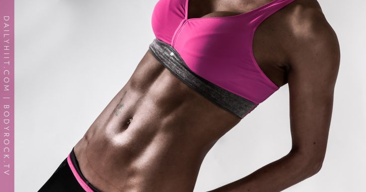 3 of the best moves to work the transverse abdomens - key for a flat tummy!!