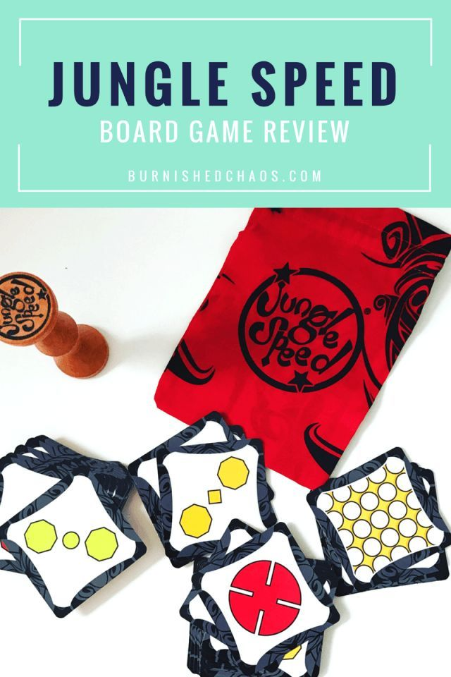 Click through to find out what we though of the Jungle Speed card game ...