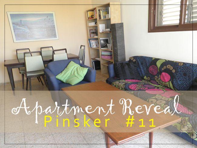 TEL AVIV - Apartment Reveal