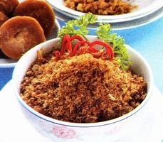 Indonesia Secret Kitchen: Abon Ebi recipe