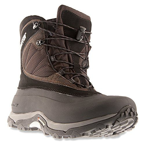 Baffin Men's Yoho Insulated Active Winter Boot,Black/Brown,9 D US ** Check this awesome product by going to the link at the image.