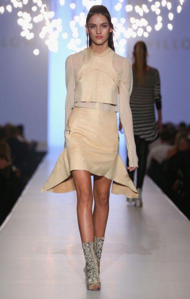 Inside the BT Emerging fashion designers awards