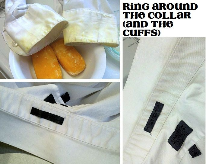 """My """"Secret"""" for Wiping Out Ring Around The Collar - One Good Thing by Jillee"""