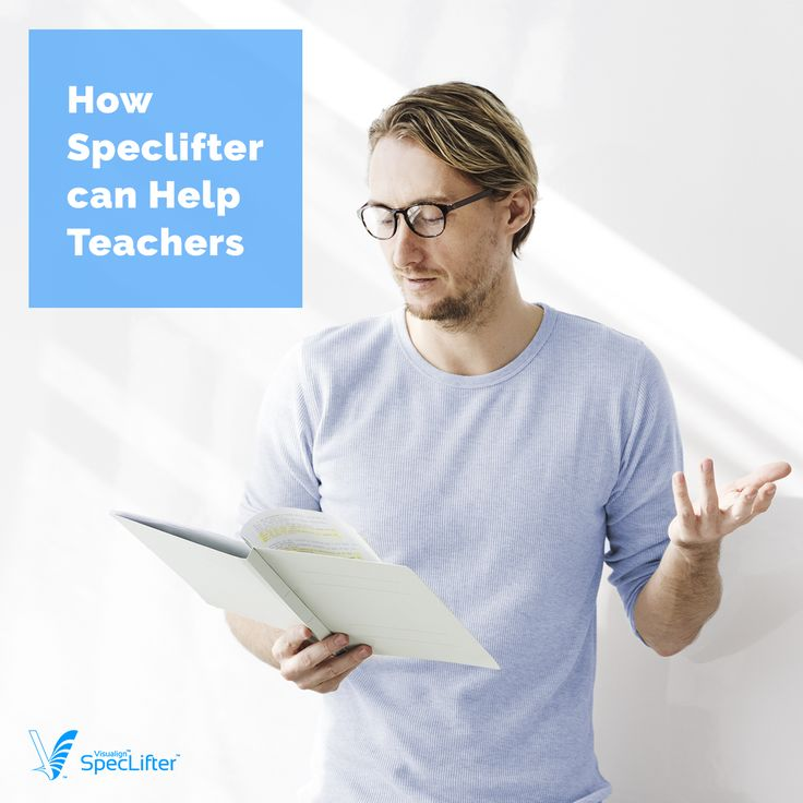 Teachers have an abnormally high rate of back and neck pain. Learn why and how SpecLifter can help keep injuries at bay: http://bit.ly/2pvrhiN