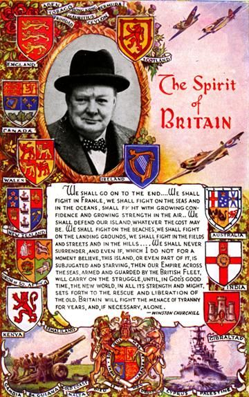 """""""We shall fight on the beaches...""""WINSTON CHURCHILL was meant to be where he was at the right time and do what he did at the right time. •*¨*•.¸¸"""