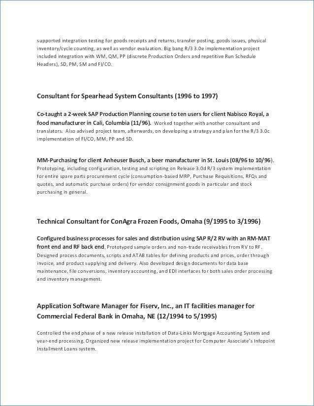 21 Business Process Template Cover Letter For Resume Cover